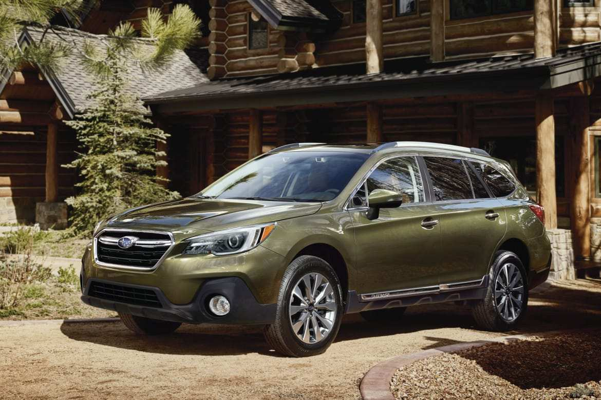 78 The Best 2019 Subaru Outback Colors Release Date And Concept