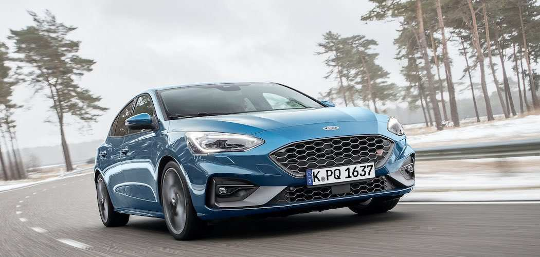 78 The Best 2020 Ford Fiesta St Pictures