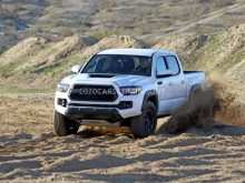 78 The Best Toyota Tacoma 2020 Redesign Release Date and Concept