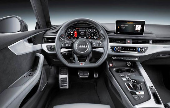 79 All New Audi A5 2020 Interior Model