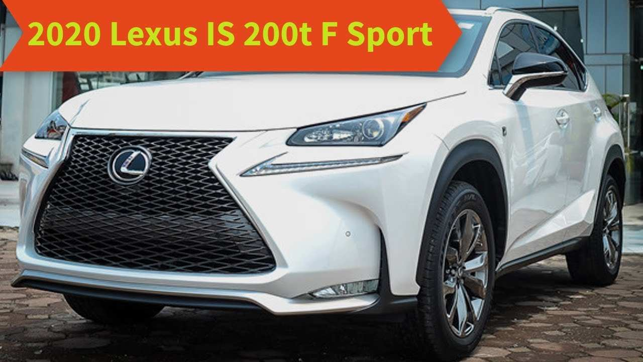 79 Best Lexus Is 200T 2020 Price