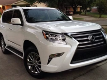 Pictures Of 2020 Lexus Gx 460