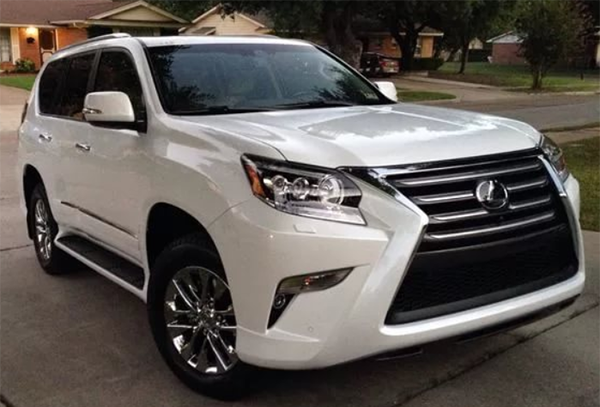 79 The Pictures Of 2020 Lexus Gx 460 Prices