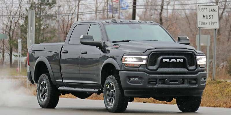 80 All New 2020 Dodge Ram Truck Review And Release Date