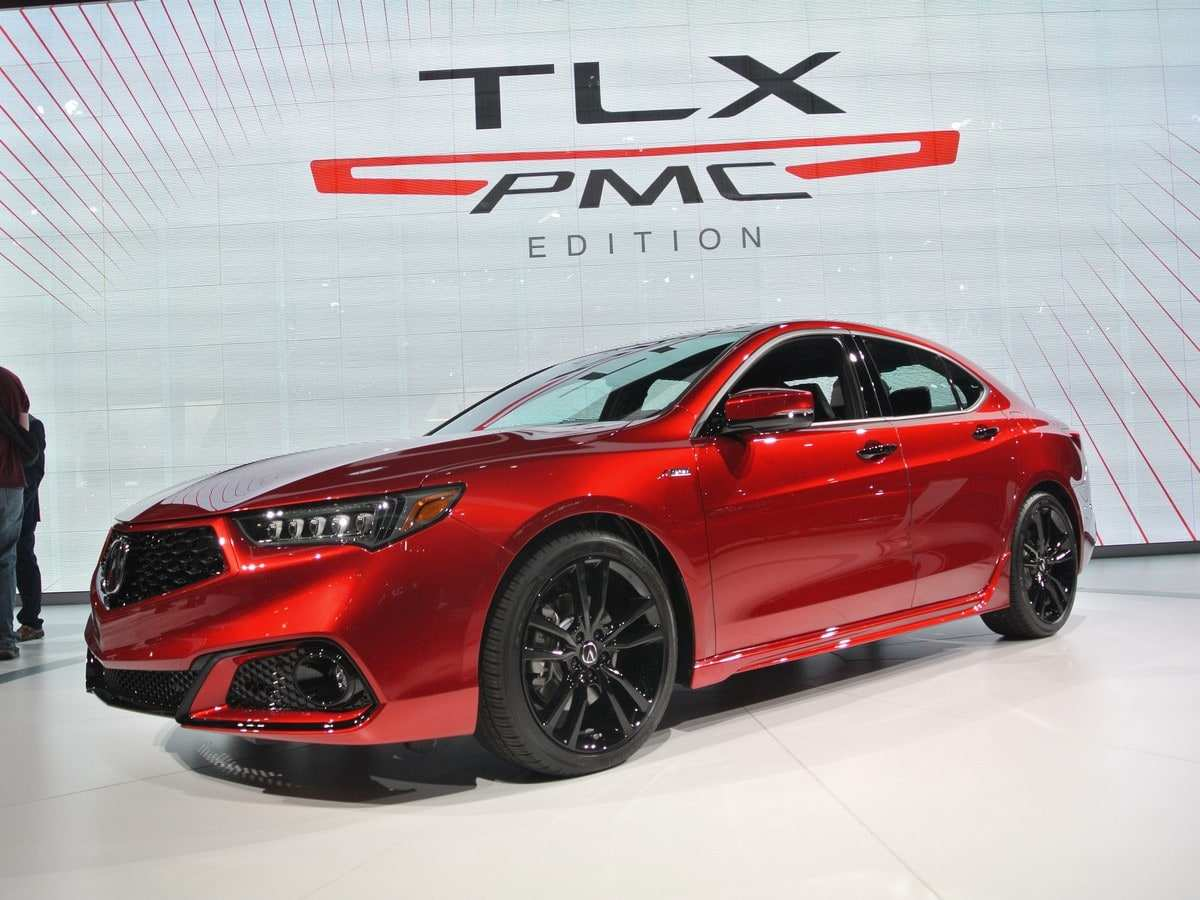 80 The 2020 Acura Tlx Pmc Edition Price Speed Test
