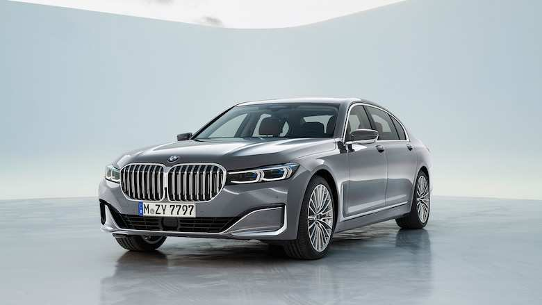 80 The BMW Series 7 2020 Reviews