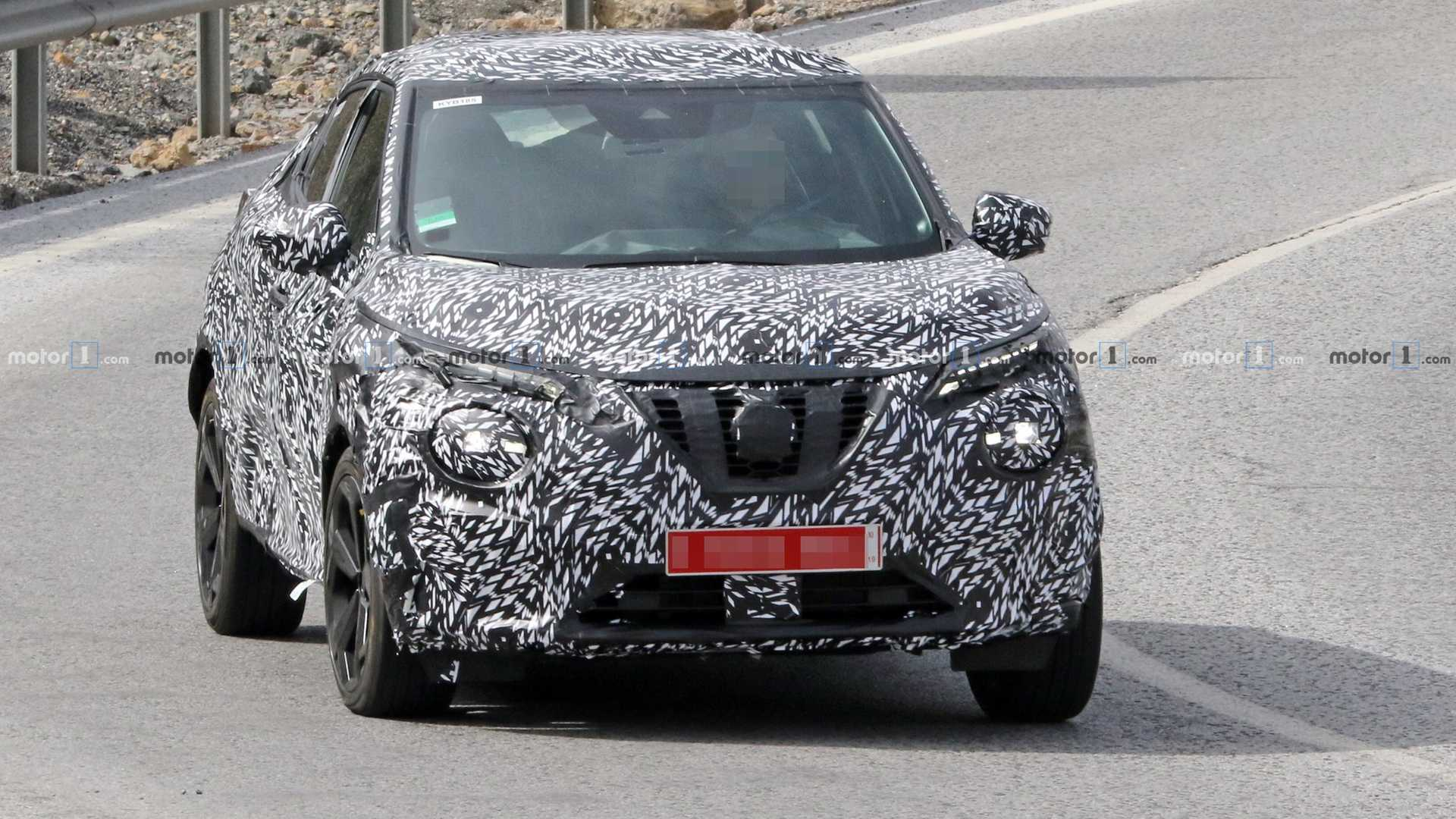 80 The Best 2020 Nissan Juke Spy Shoot
