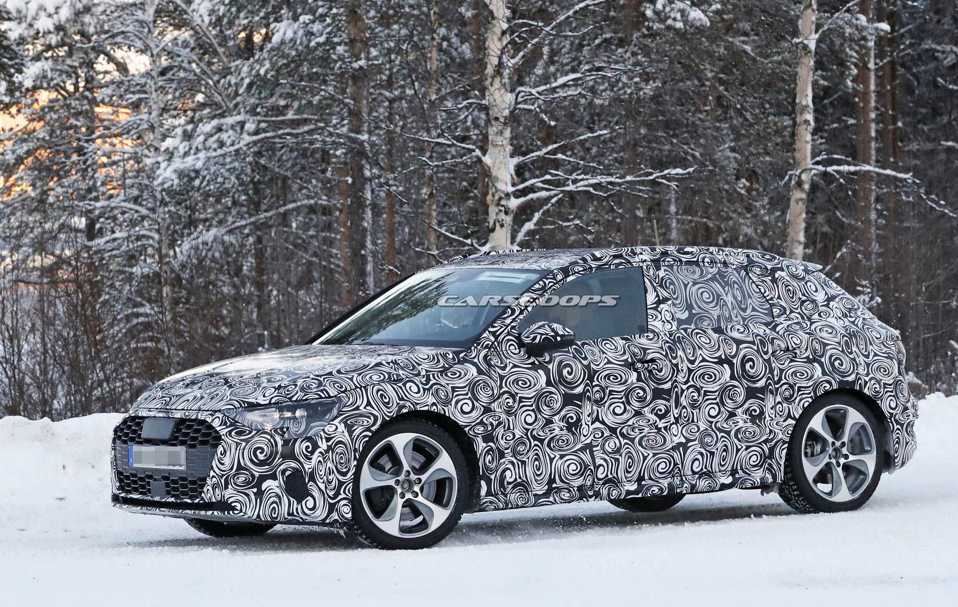 80 The Best Audi Hatchback 2020 Exterior