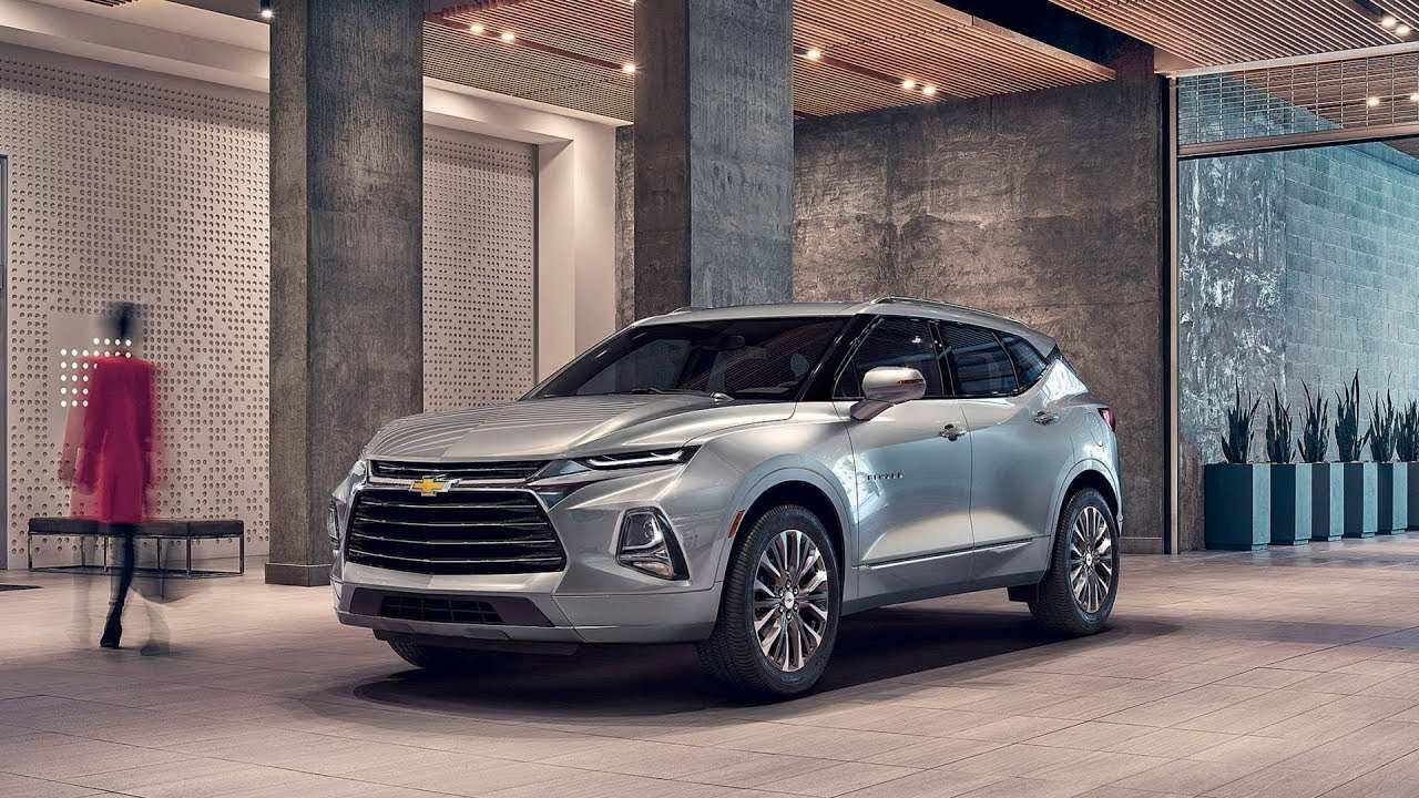 80 The Best Chevrolet Blazer Xl 2020 Research New