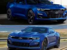 80 The Best Chevrolet Camaro 2020 Pictures Performance and New Engine