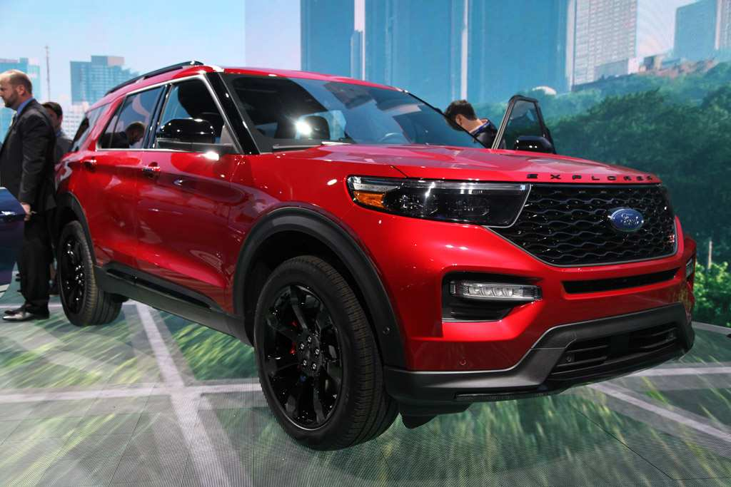 81 All New When Will 2020 Ford Explorer Be Available Specs