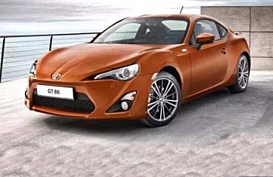 81 The 2018 Toyota Gt 86 Performance