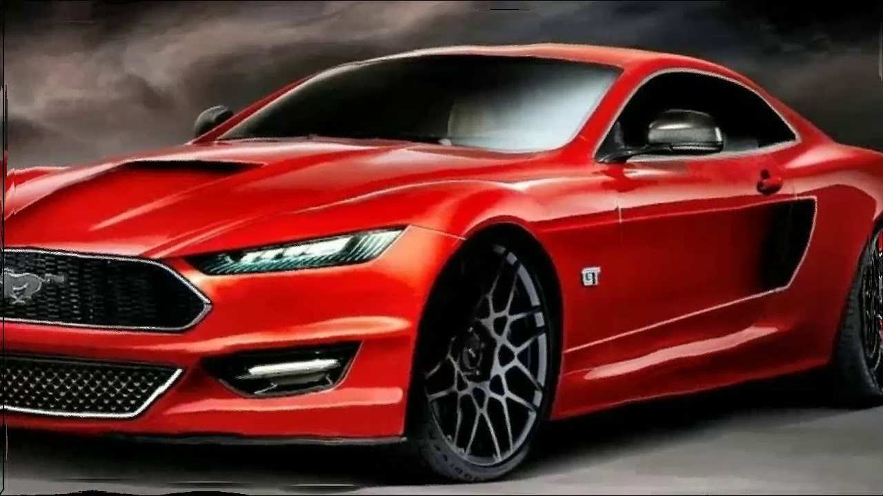 82 A Ford Mustang Hybrid 2020 Configurations