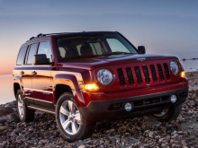 Jeep Patriot 2020