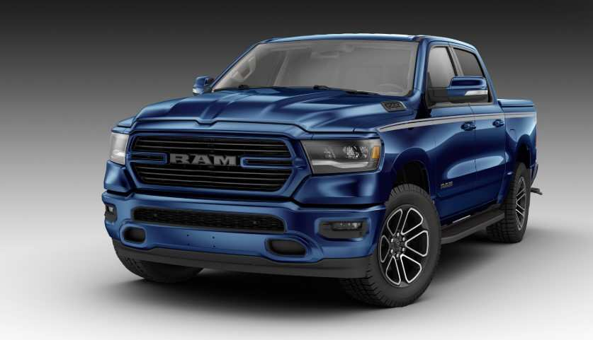 82 All New 2020 Dodge Ram Truck Price