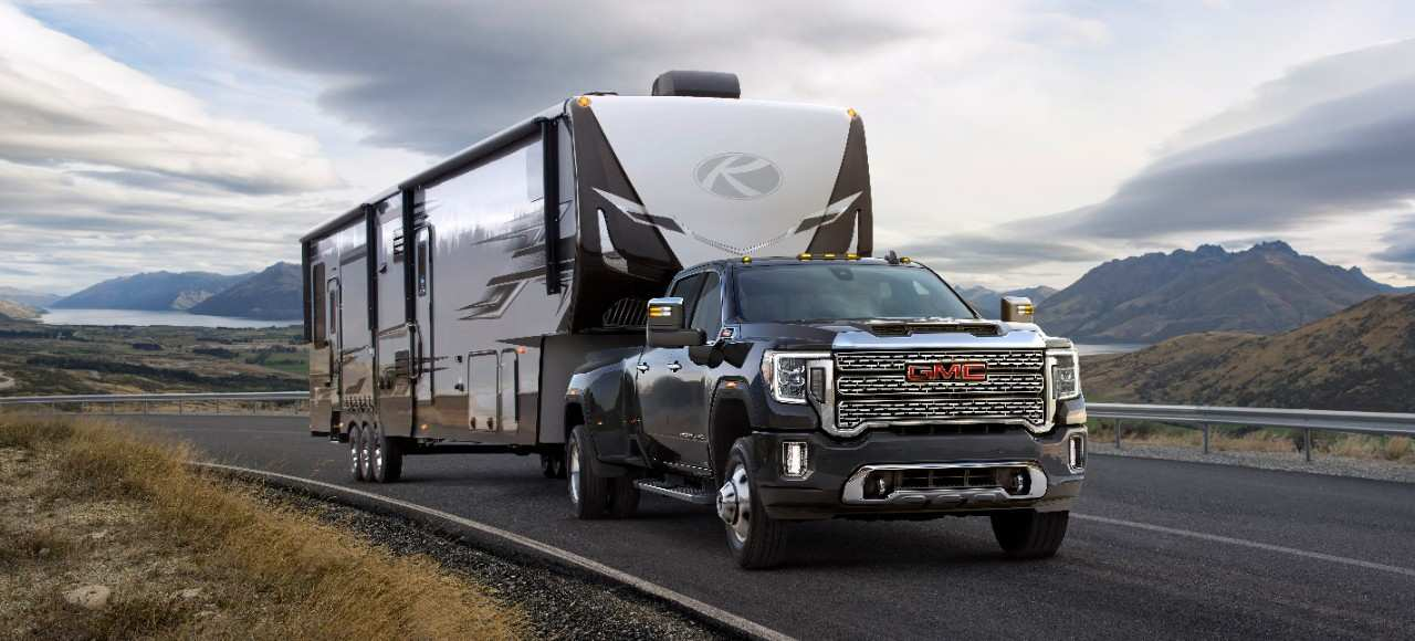 82 All New 2020 Gmc 2500 Lift Kit Performance And New Engine