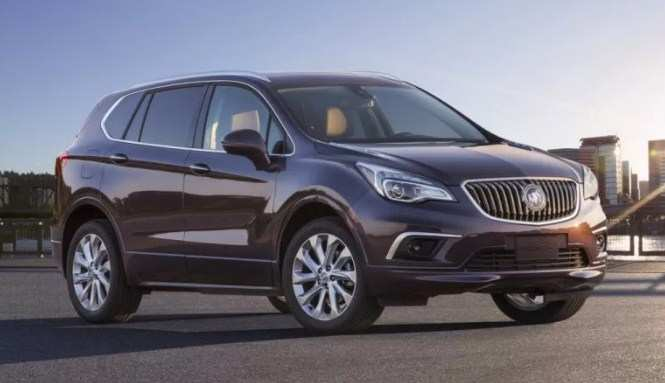 82 Best 2020 Buick Envision Release Date