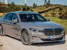 82 The BMW Series 7 2020 Images