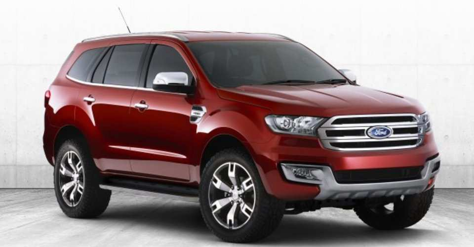 83 All New Ford Everest 2020 Reviews