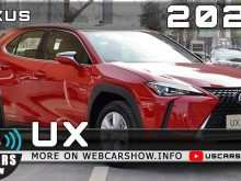 83 All New Lexus Ux 2020 Release Date Spy Shoot