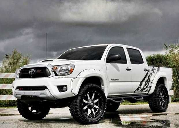 83 New Toyota Tacoma 2020 Redesign Picture