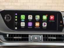 83 The Lexus Carplay 2020 Engine