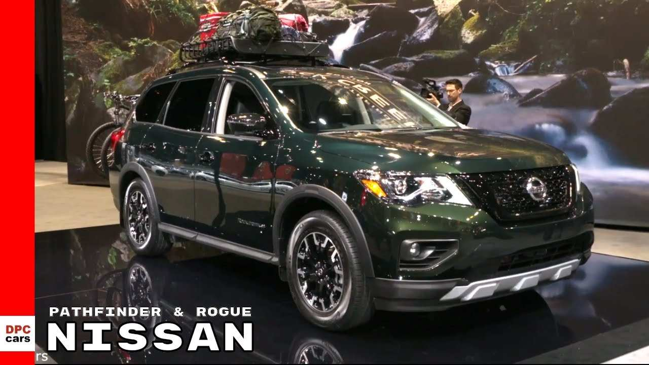 83 The Pictures Of 2020 Nissan Pathfinder Overview