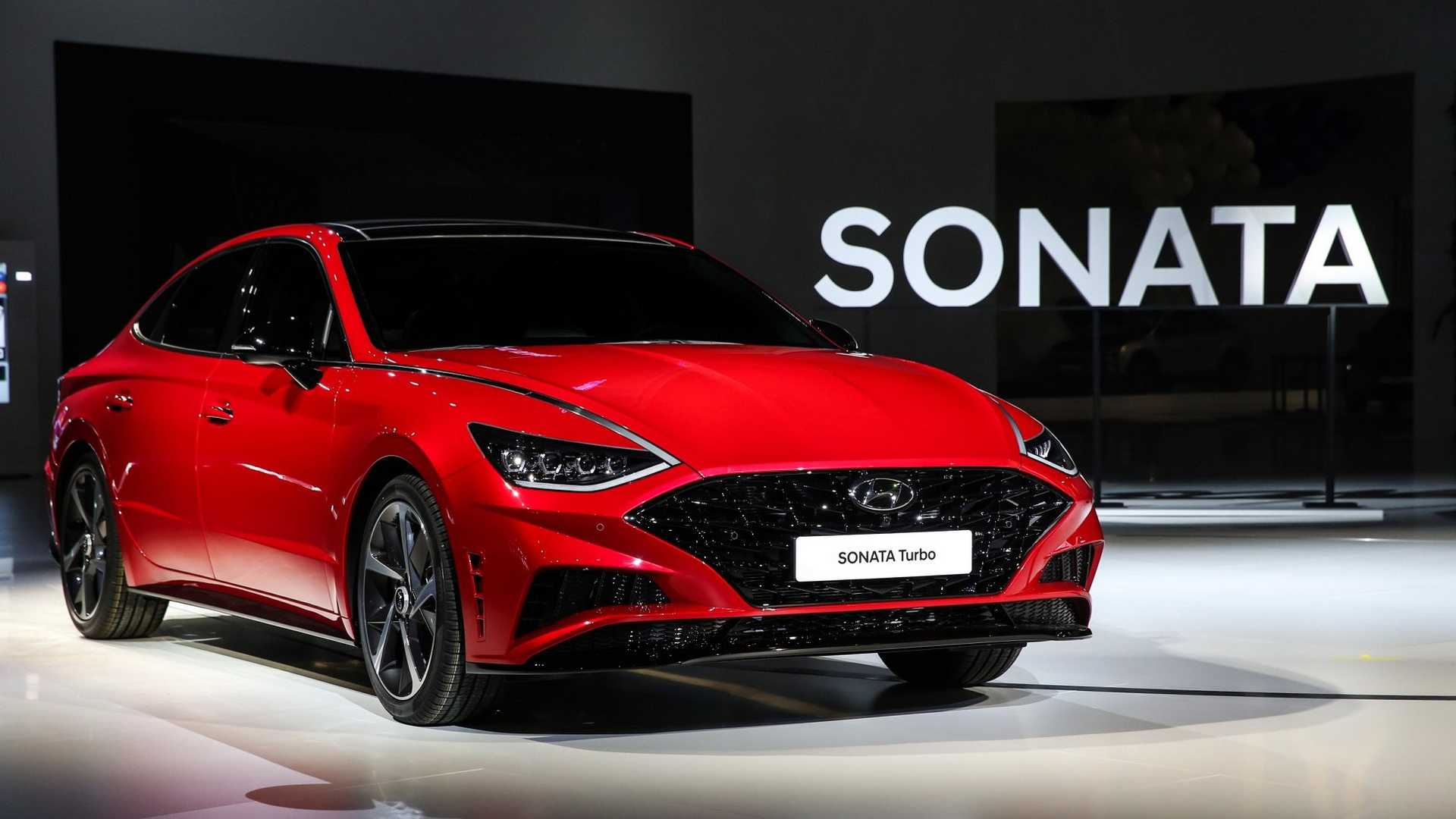 84 A 2020 Hyundai Sonata Engine Options Picture