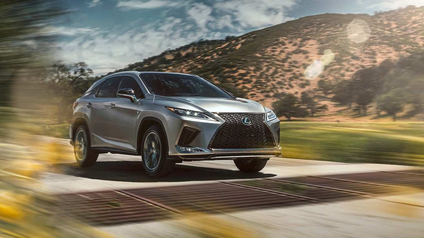 84 Best Lexus Gx Update 2020 Spesification