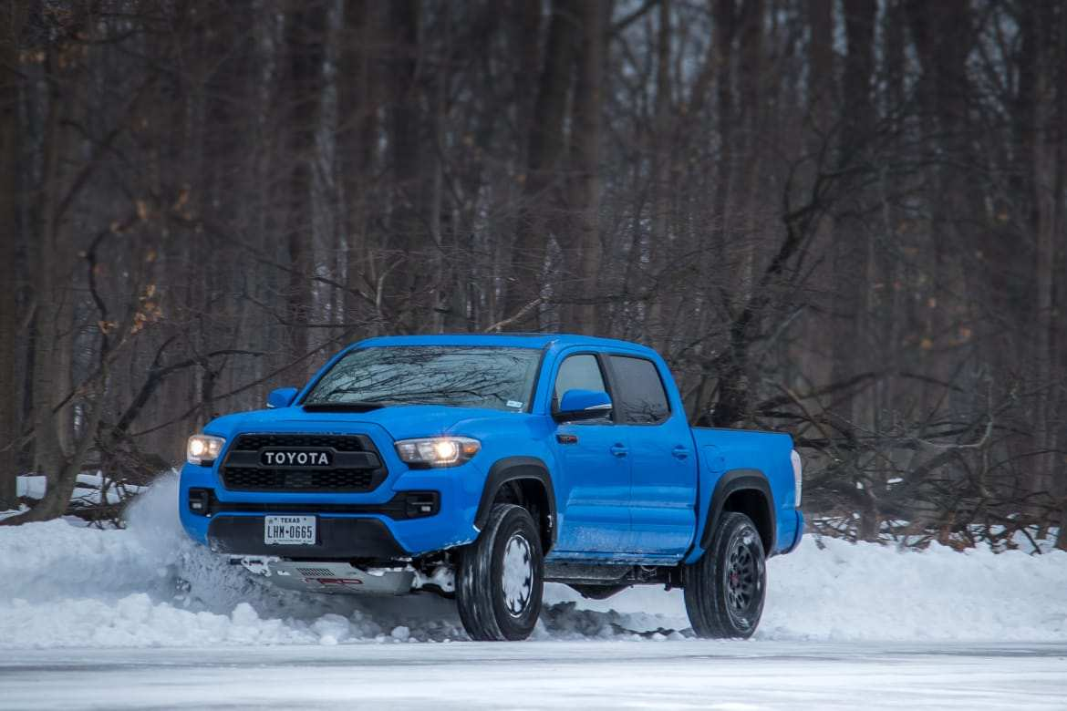84 Best Toyota Tacoma 2020 Redesign Wallpaper