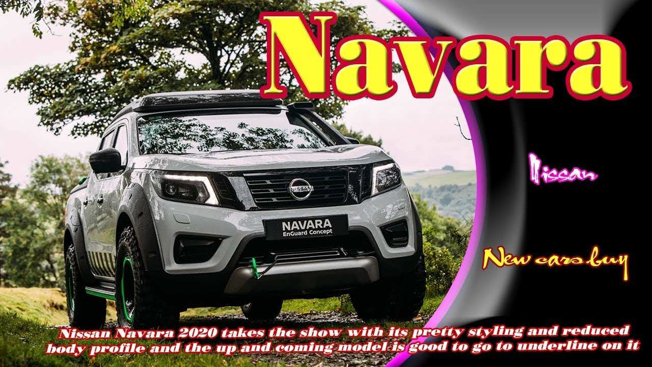 84 The Best 2020 Nissan Navara Uk New Model and Performance