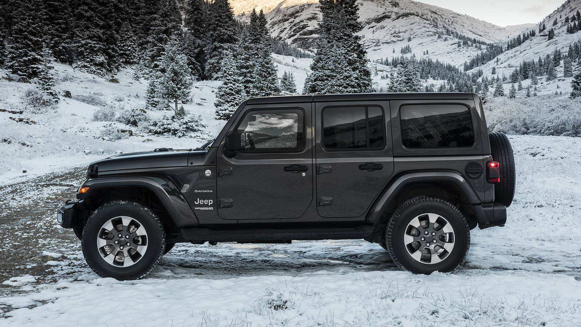 85 A 2020 Jeep Wrangler Plug In Hybrid Concept And Review