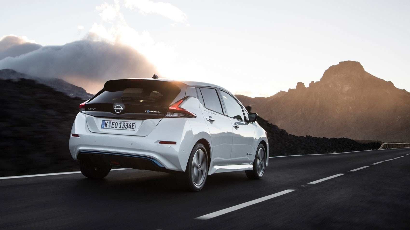 85 All New Nissan Leaf Suv 2020 Performance And New Engine