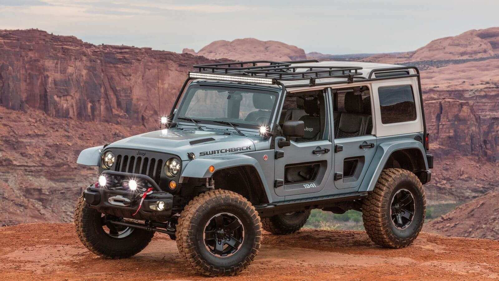 85 Best Jeep Wrangler Unlimited 2020 First Drive