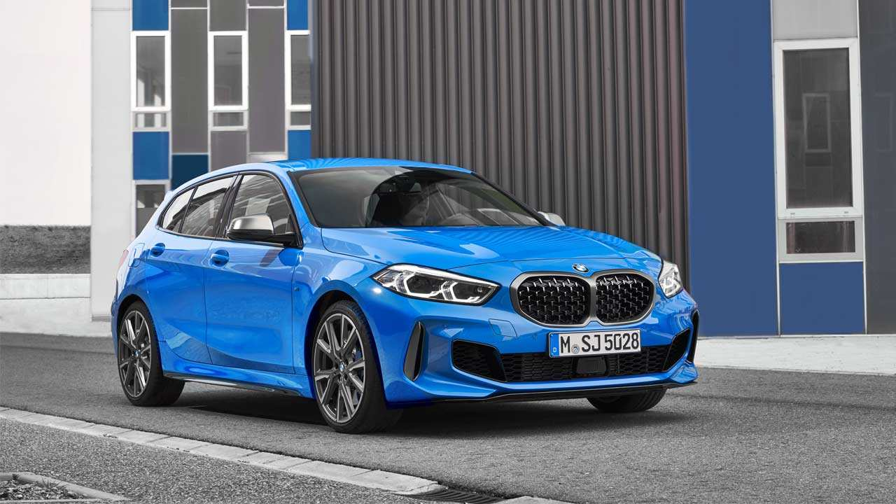 85 The Best BMW One Series 2020 Concept And Review
