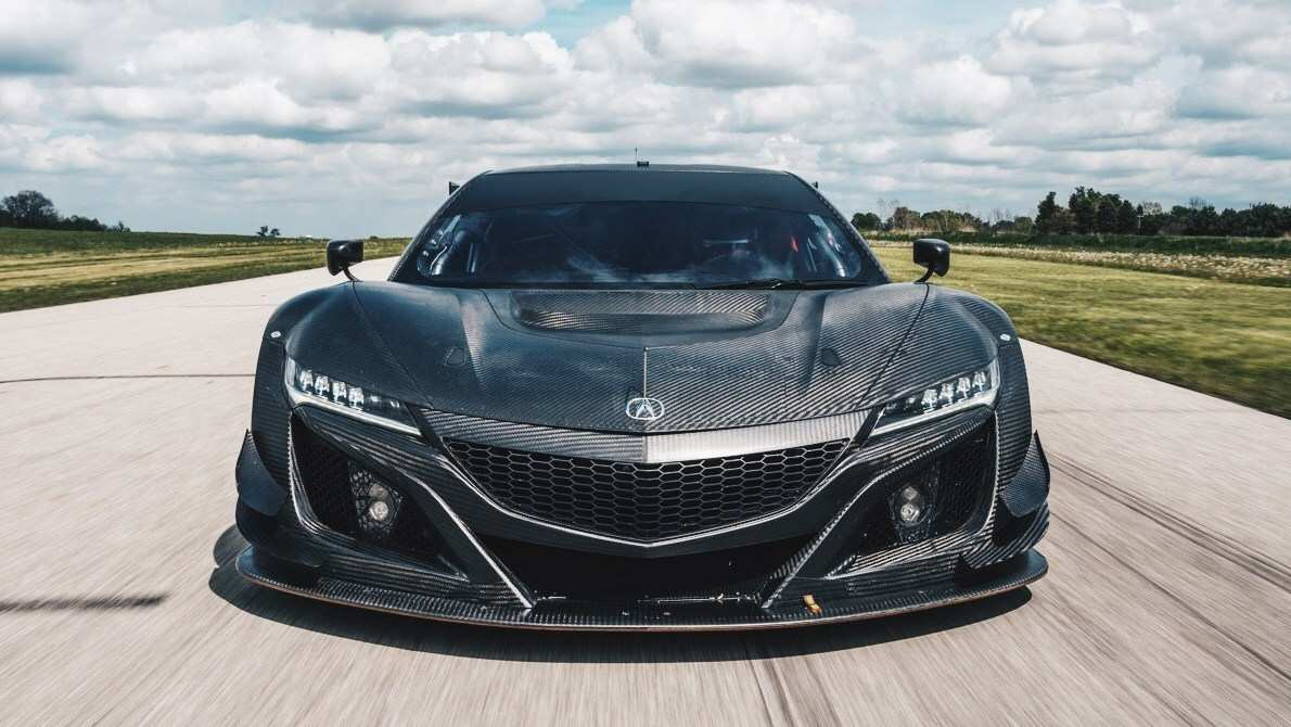 86 New 2020 Acura Nsx Type R Style