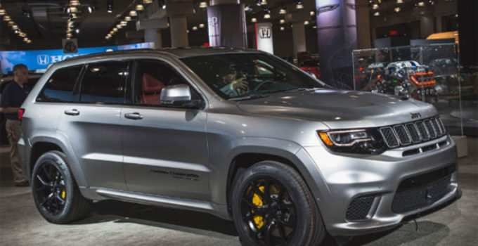 87 Best 2019 Vs 2020 Jeep Grand Cherokee Release
