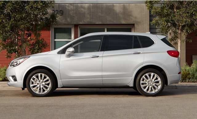 87 Best 2020 Buick Envision Redesign