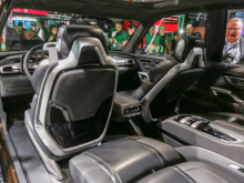 87 Best 2020 Kia Telluride Interior Concept and Review