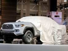 87 Best Toyota Tacoma 2020 Redesign Wallpaper