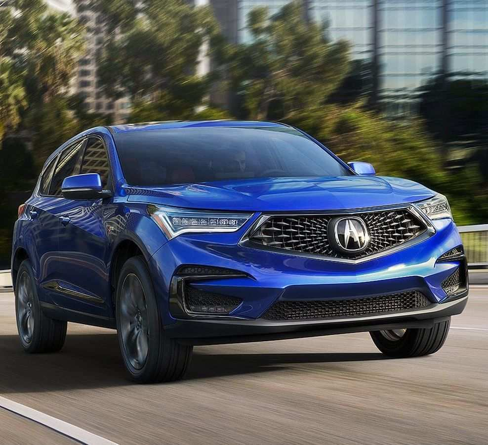 87 New 2020 Acura Rdx Release Date First Drive