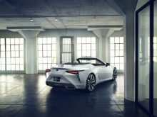 87 New 2020 Lexus Lc 500 Convertible Price New Model and Performance