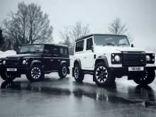 Jaguar Land Rover Defender 2020