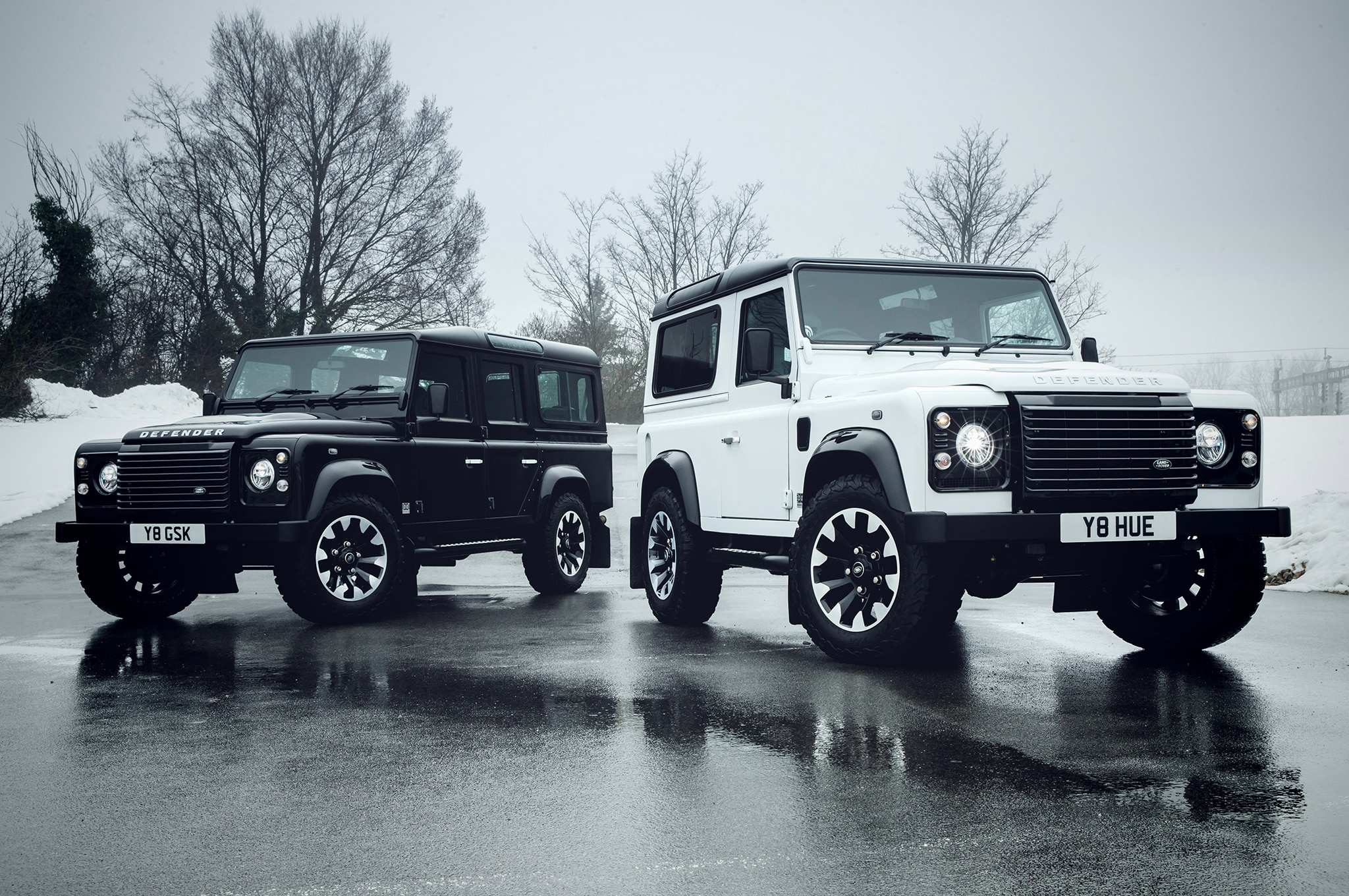 87 The Best Jaguar Land Rover Defender 2020 Spy Shoot
