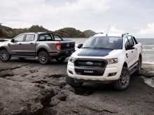 88 A 2020 Ford Ranger Australia Configurations