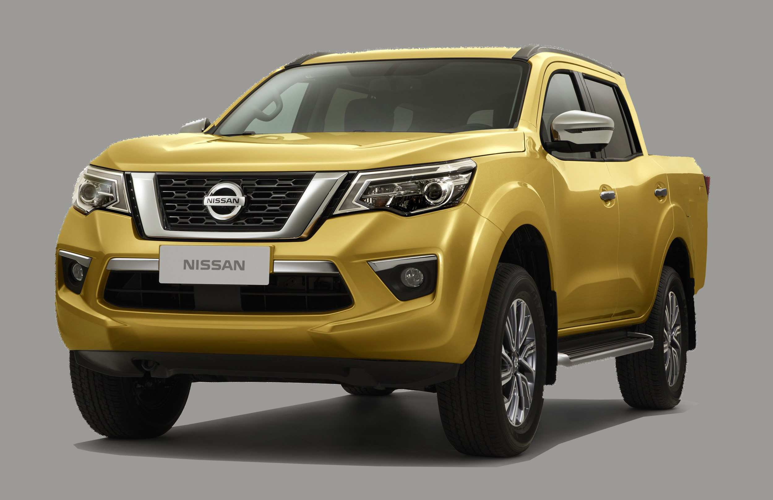 88 A 2020 Nissan Navara Uk First Drive