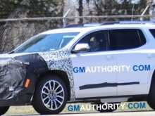 88 All New 2020 Gmc Acadia Release Date Redesign