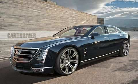 88 All New Cadillac Ct9 2020 Redesign And Concept