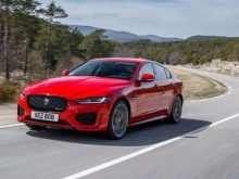 Jaguar Xe 2020 India