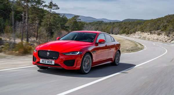 88 All New Jaguar Xe 2020 India Model
